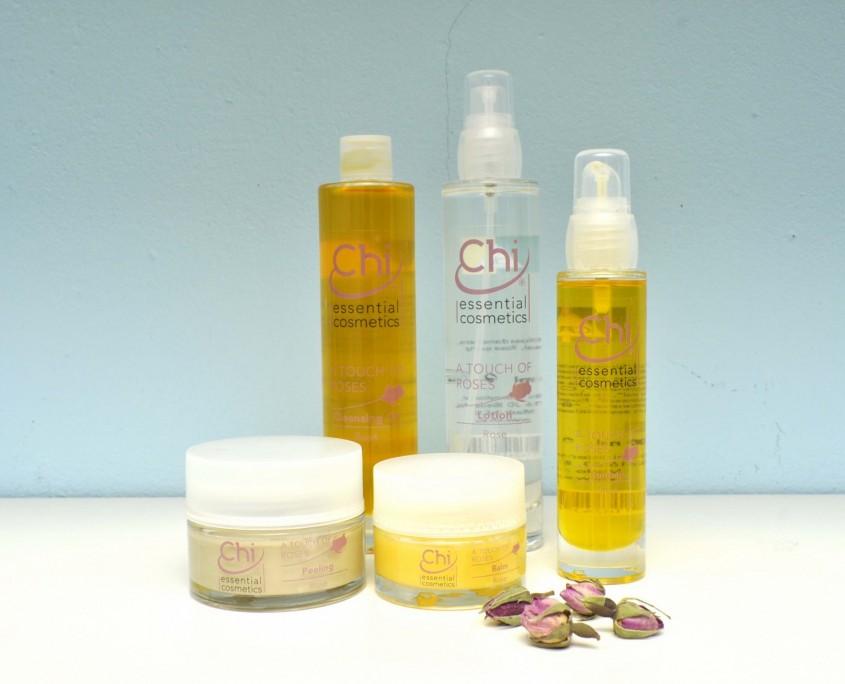 Chi Essential Cosmetics - Etherische olie - producten voor schoonheid en gezondheid - Natuurlijk Kim